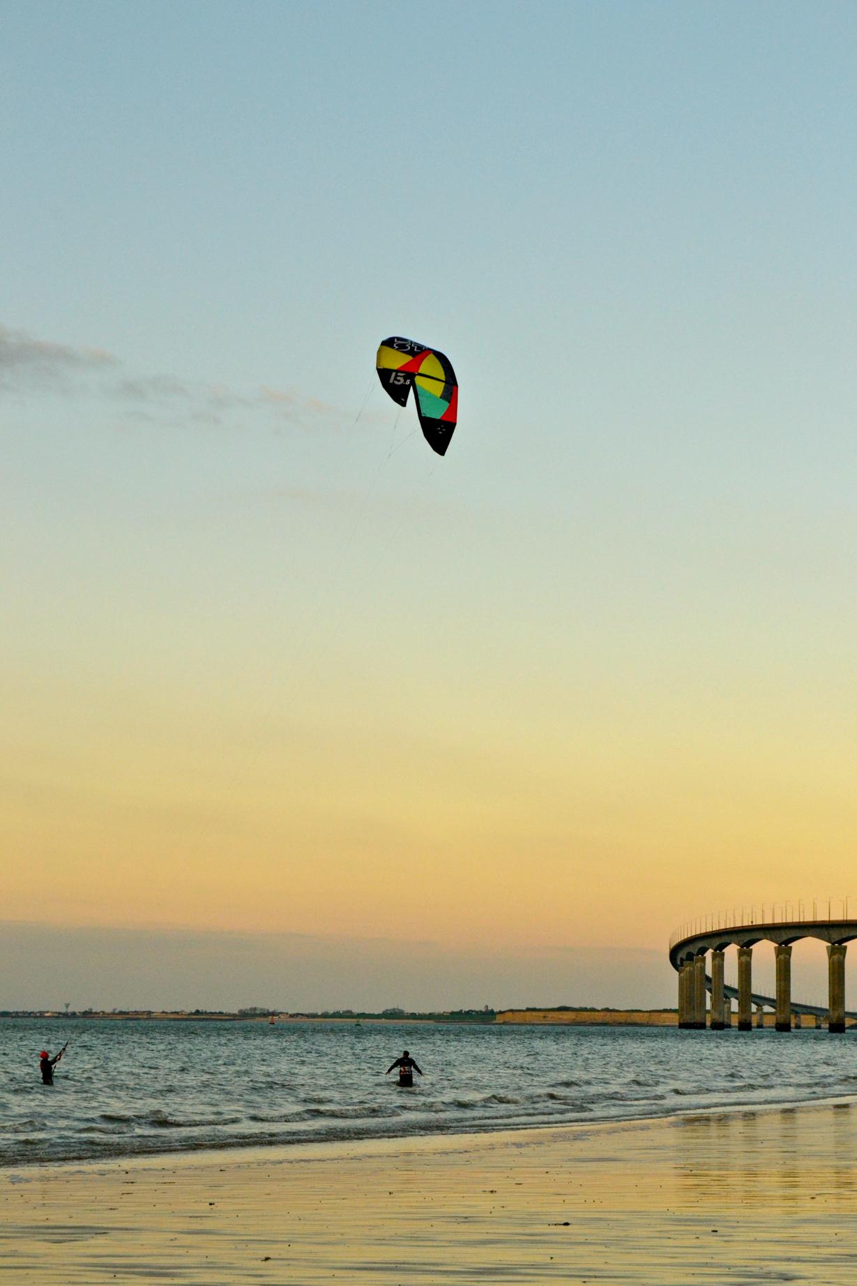 Kitesurf Réservation